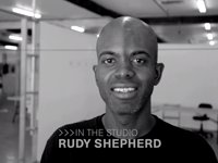 In The Studio: Rudy Shepherd